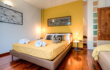 maison il melograno bed and breakfast b&b san marino rimini riccione camera girasole