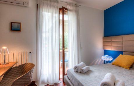 maison il melograno bed and breakfast b&b san marino rimini riccione camera mirtillo matrimoniale